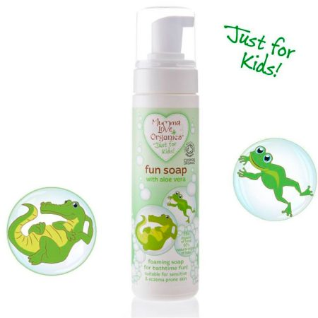 органическое мыло для детей
