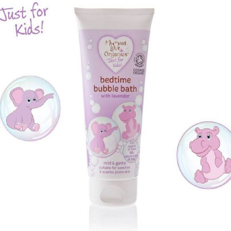 Пенка для ванны перед сном для детей